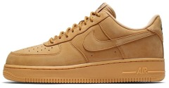 "Кроссовки Nike Air Force 1 Low GS Flax ""Wheat"""