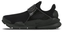 "Кросiвки Оригiнал Nike Sock Dart ""Triple Black"" (819686-001)"