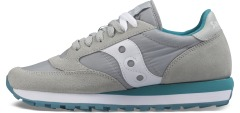"Кроссовки Оригинал Saucony Jazz Original ""LightGrey/Green"" (S1044-387)"