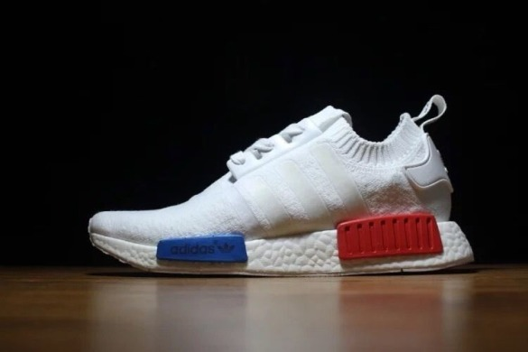 "Кросівки Adidas Originals NMD Runner ""All White"", EUR 36"