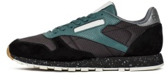 "Кроссовки Оригинал Reebok Classic Leather SM ""Washed Jade"" (BS5229)"