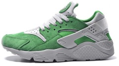 "Кроссовки Nike Air Huarache Run PRM ""Treeline/Bamboo/Light Bone"""