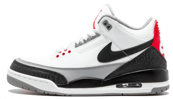 Баскетбольні кросівки Air Jordan 3 Retro NRG