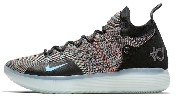 Баскетбольні кросівки Nike KD 11