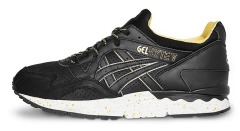 "Кроссовки Asics Gel Lyte V Gold Rush Pack ""Black/Gold"""