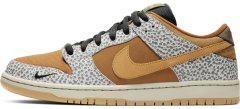 Кроссовки Nike SB Dunk Low Safari