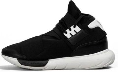 "Кроссовки Adidas Y-3 Qasa High ""Black/White"""